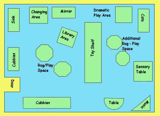 Our Classroom Layout Ms Jessi S Preschool