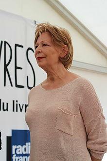 2014-ben ő kapta a Goncourt-díjat: Lydie Salvayre