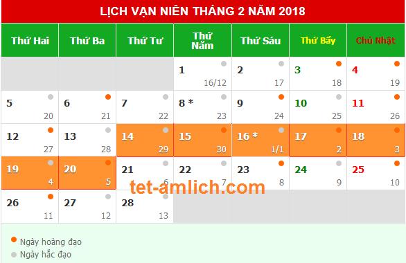 lich nghi tet 2018 - http://tet-amlich.com