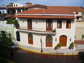 Photo: The restored buildings of Casco Viejo, a UNESCO area