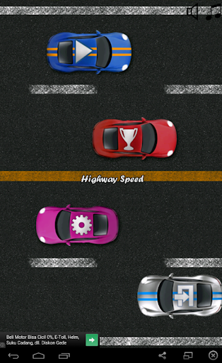 Highway Car Speed