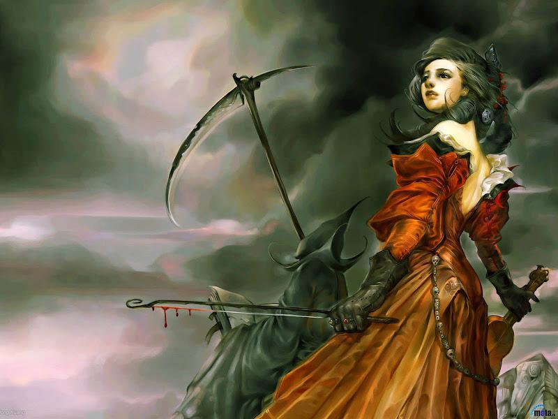 Young Queen Of Nightmare, Death