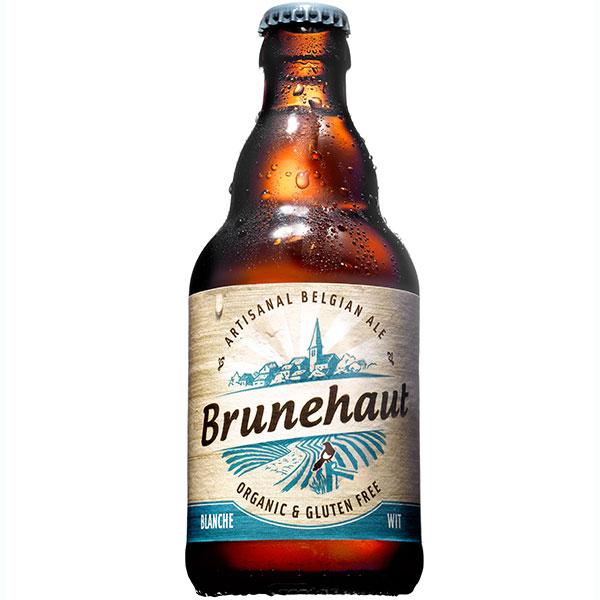 Logo of Brunehaut Organic (bio)  White (Blanche) / Artisanal Gluten Free Ale