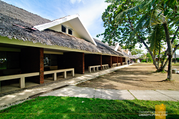 Hut Accomodations at Dumaguete's Sta. Monica Beach Club