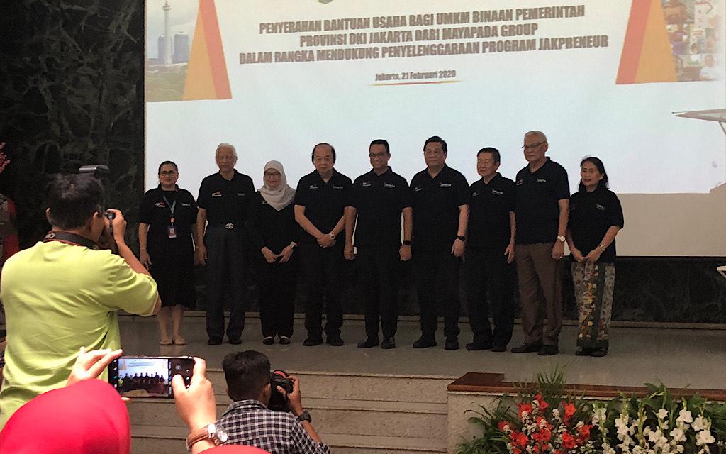 DKI Dibantu Bos Mayapada, Pengamat: Anies Didukung Kekuatan Besar