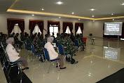 Marsekal TNI (Purn) Chappy Hakim Berikan Ceramah Kepada Personel Kohanudnas dan Jajaran