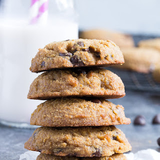 Coconut Flour Chocolate Chip Cookies {Paleo, Nut Free} Recipe