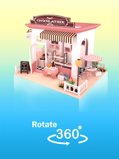 Art House 3D - Interior Design puzzle screenshots 12