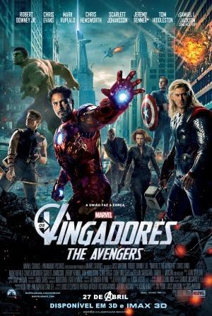 Download Os Vingadores AVI TS RMVB Dublado