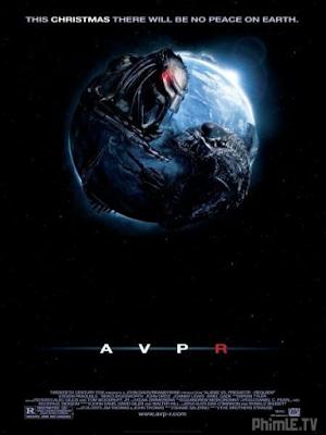 Phim Quái vật và người ngoài hành tinh 2 (Cuộc chiến dưới chân tháp cổ 2) - Avpr: Aliens Vs Predator - Requiem (2007)