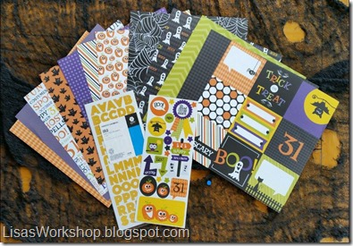 CM Halloween Blog Hop - Lisa's Workshop