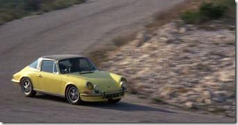 Porsche 911 S Targa MarseilleContrat