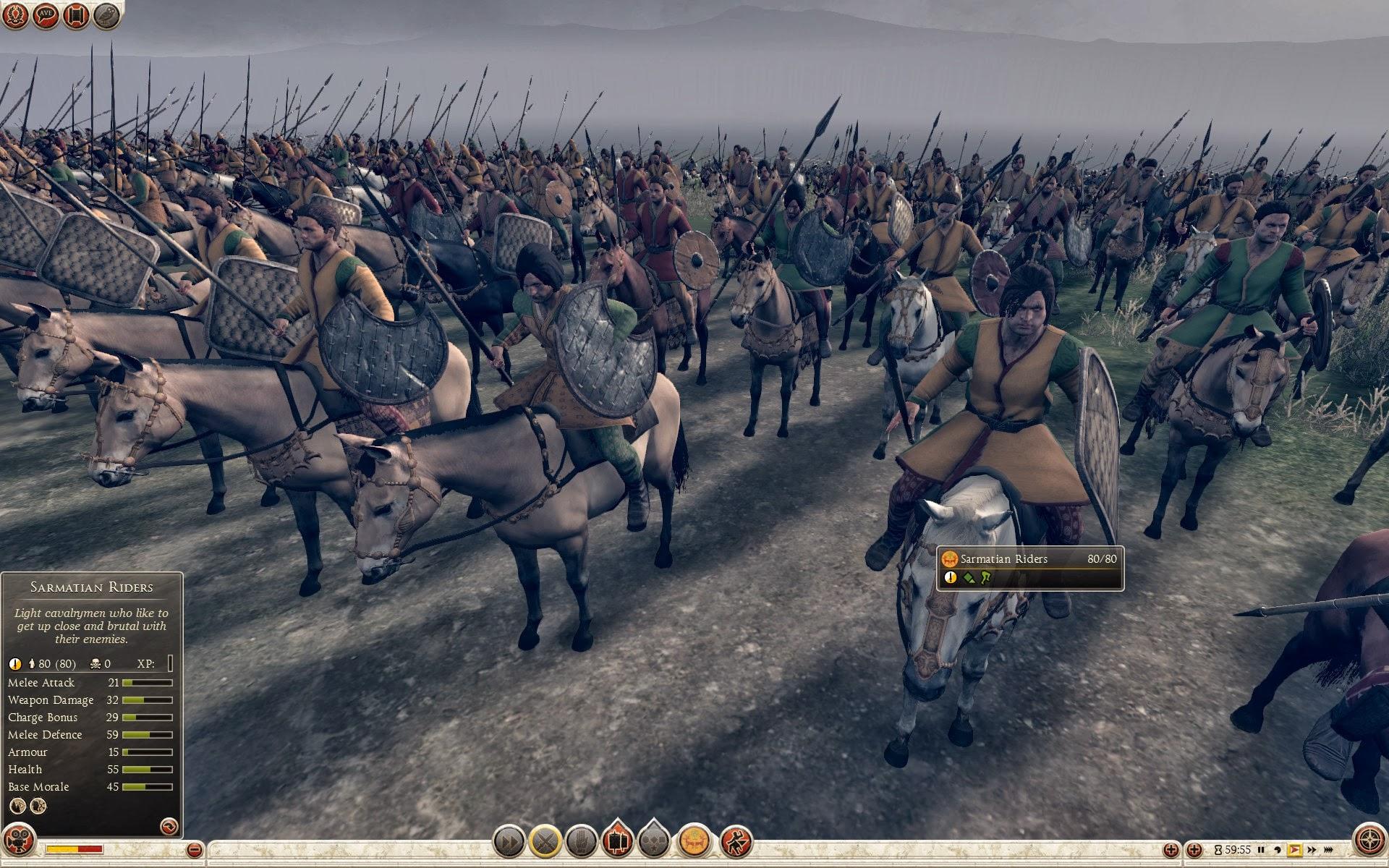 Sarmatian Riders
