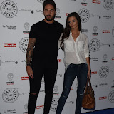 OIC - ENTSIMAGES.COM - Mario Falcone and Emma McVey at the  Jeans for Genes Day 2015 - launch party in London 2nd September 2015 Photo Mobis Photos/OIC 0203 174 1069