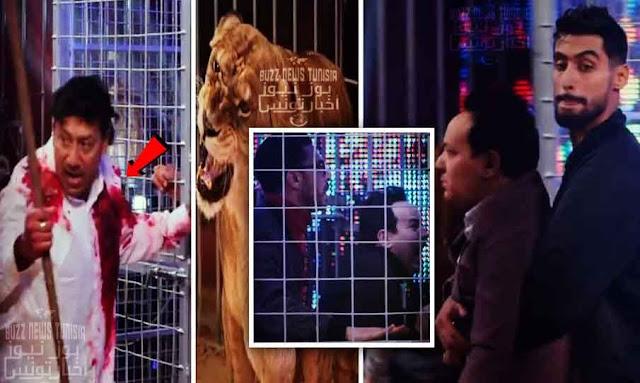 توس: بالفيديو ... كاميرا كاشي لـ علاء الشابي علي قناة التاسعة تثير الجدل وتسجيل حالات إغماء و ...
