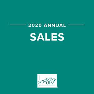 2020 Annual Sales Digital Badge