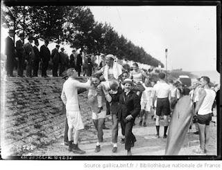 1920-Championnats d'Europe - Mâcon (FRA)