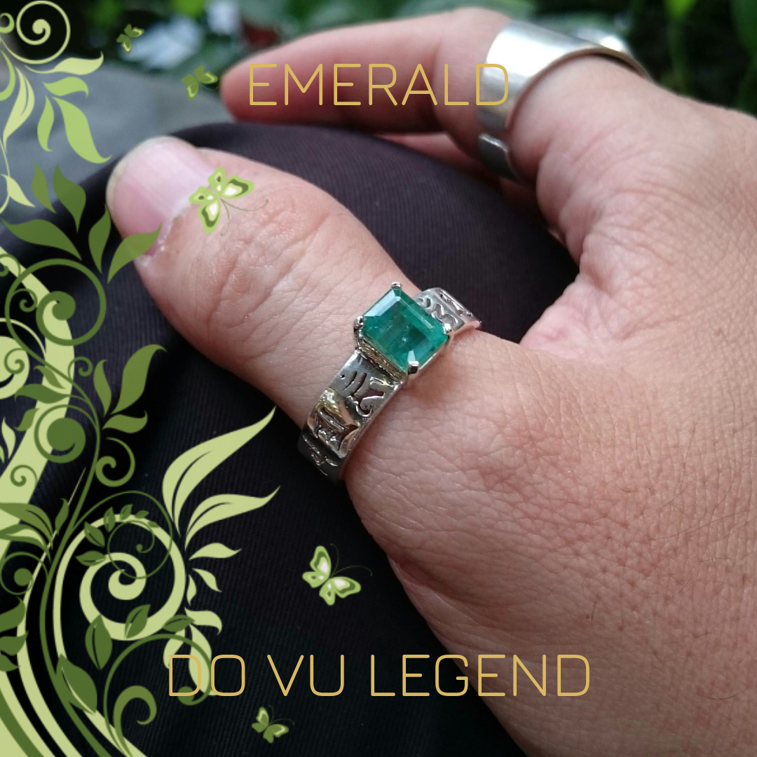 Nhẫn Ngọc Lục Bảo Om mani padme hum