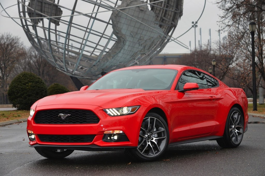 2015 Ford Mustang 1