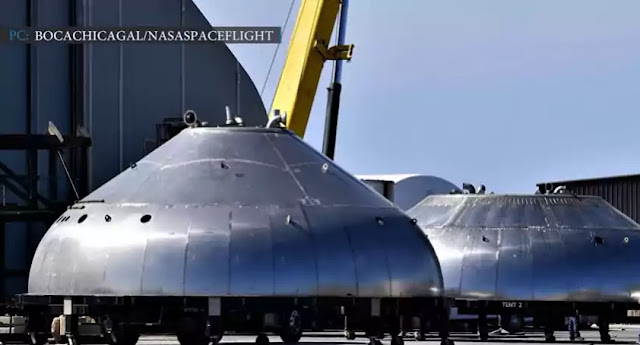 SpaceX Starship : Super Heavy BN1 Fully Stacked, Creating Largest Rocket Booster Ever Built
