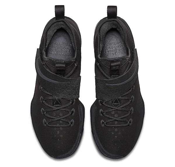 Nike LeBron 14 Triple Black Official Release Date