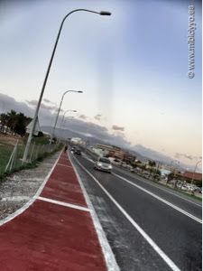 Carril Bici Polígono Son Fuster - PolígonoSon Castelló