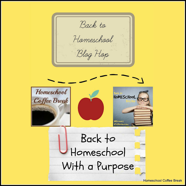 Back to Homeschool With a Purpose on Homeschool Coffee Break @ kympossibleblog.blogspot.com #TOSReviewCrew #HSConnect