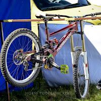 Rs Trnava Woodbike Series - zázemí a novinky v areálu