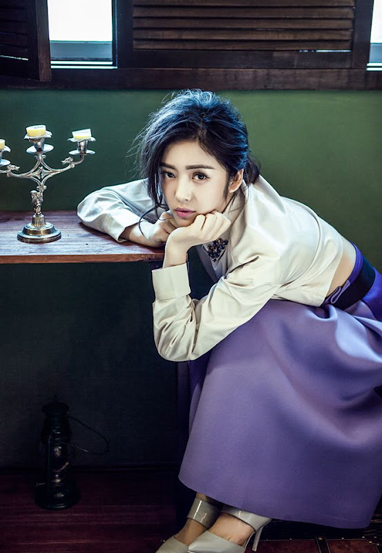 Elvira Cai Wenjing China Actor