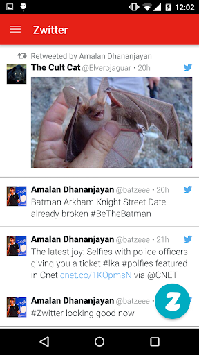 Zwitter 1.0.0 screenshots 2