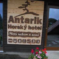 Antarik 2012 čtvrtek Na divokém západě