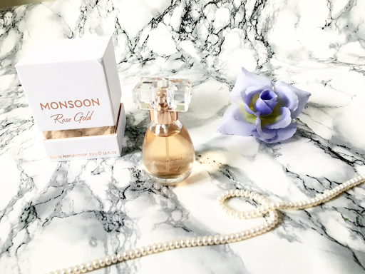 Monsoon Rose Gold Perfume Review