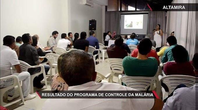 Casos de malária reduzem 96% na região de Altamira