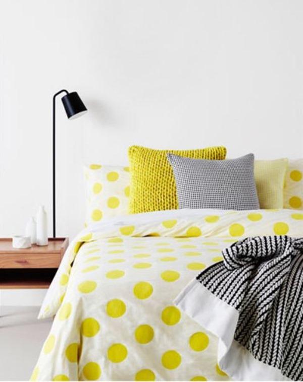 vestire_il_letto_con_giallo_lime