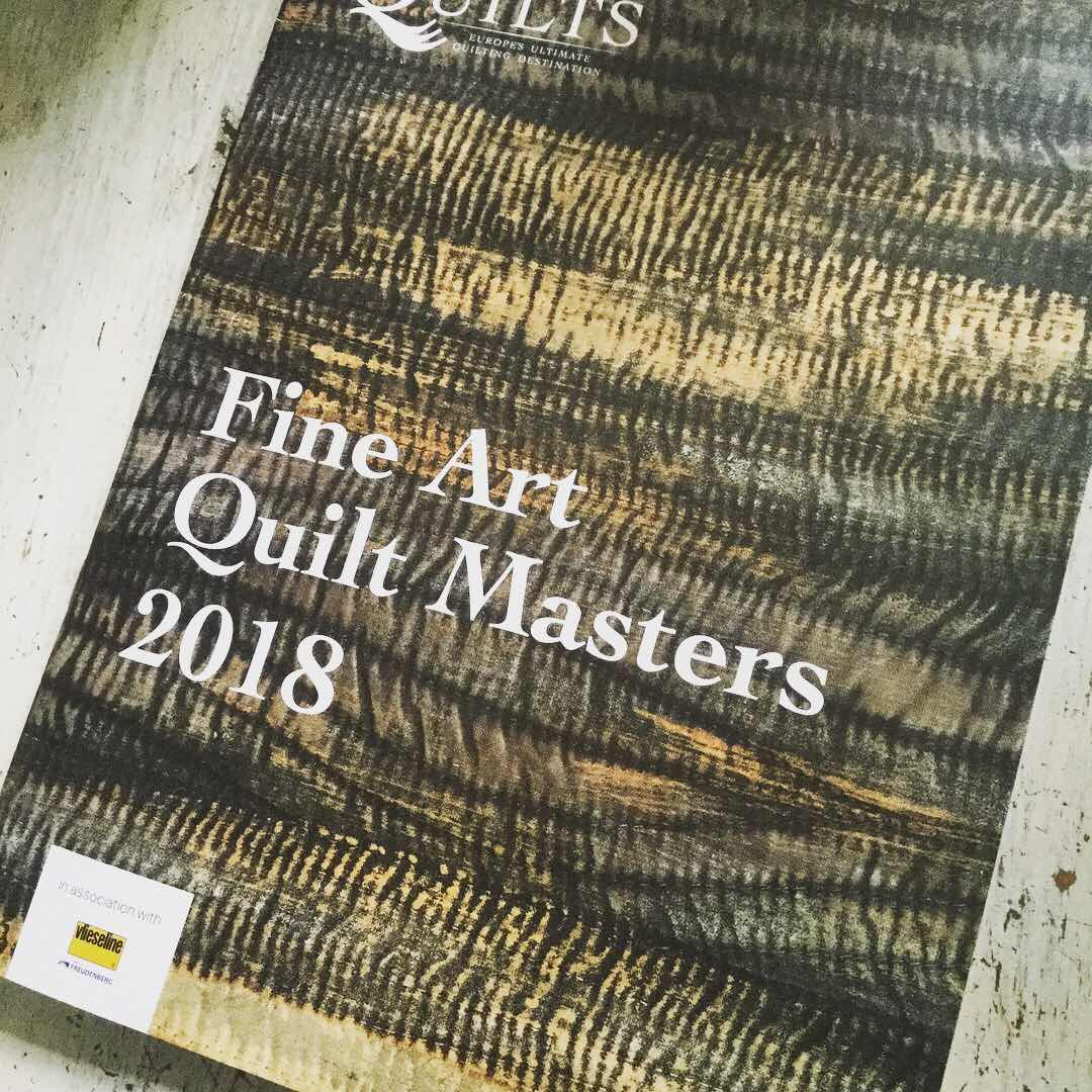 photo of quilt masters brochure