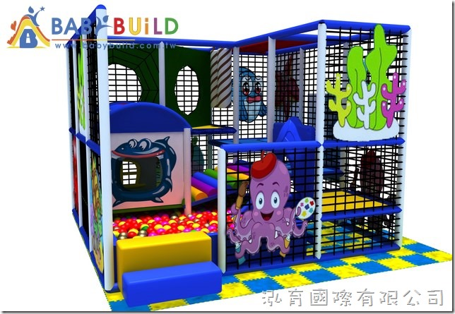 BabyBuild 親子民宿遊具規劃
