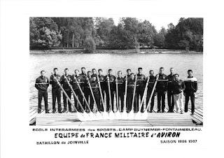 1987-La saison de l'équipe de France