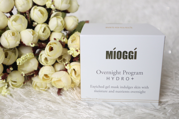 沒有改錯名字 ~ MIOGGI夜間能量極緻保濕面膜 ~ 來代替我每日一面膜的宗旨 ...