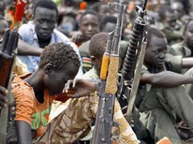 Soudan du Sud : les Etats-Unis dénoncent le recrutement d'enfants soldats