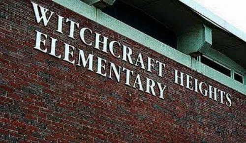 The Witchcraft Heights Elementary School Will Keep Its Name