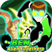 Ben Alien 👽  Super Hero 🔥