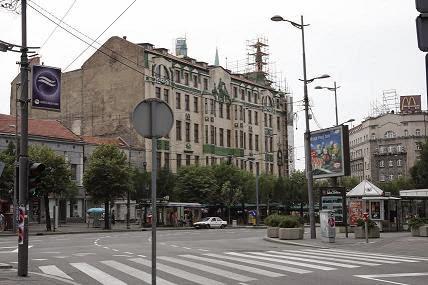 Белград, Отель Москва