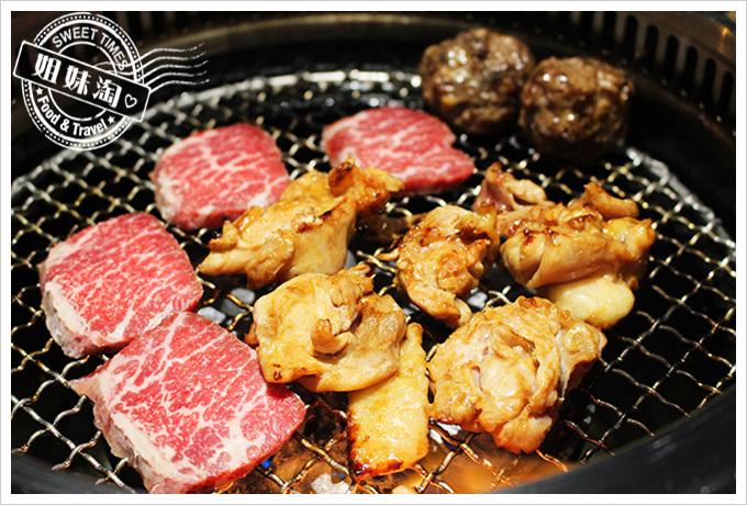牧島燒肉專門店無骨雞腿肉