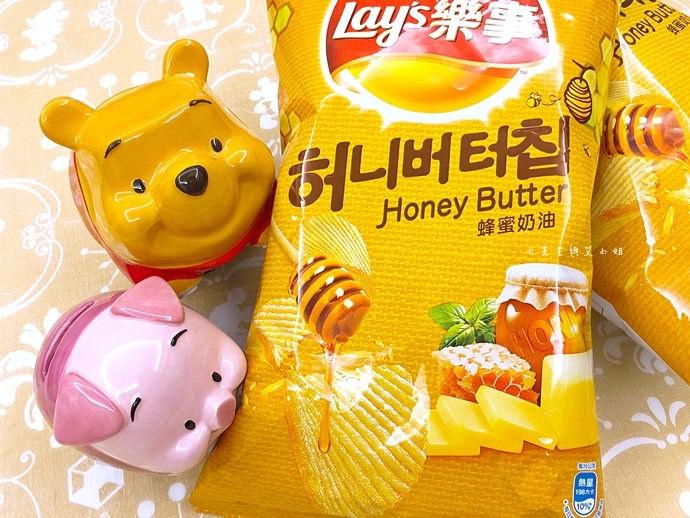 1 樂事 Lay's 蜂蜜奶油洋芋片