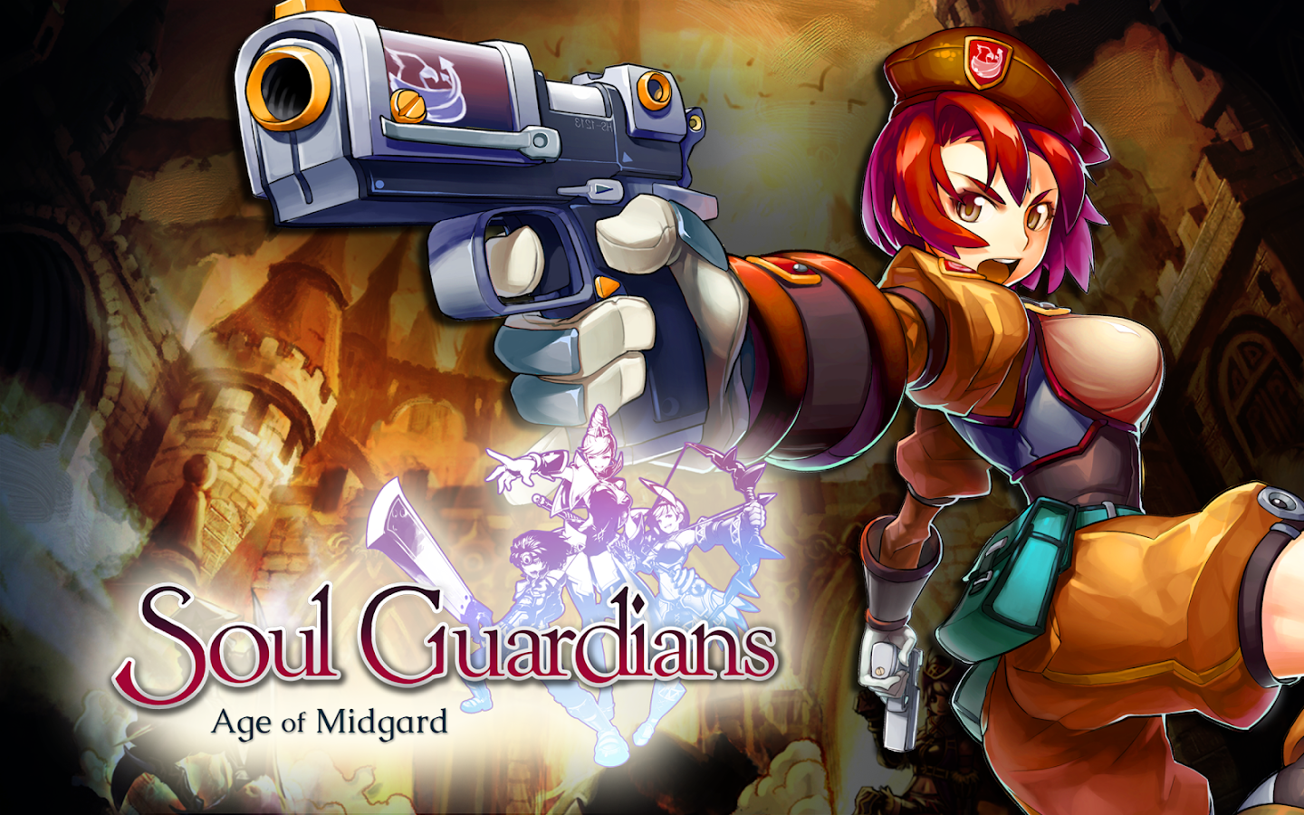Soul Guardians: Age of Midgard- screenshot