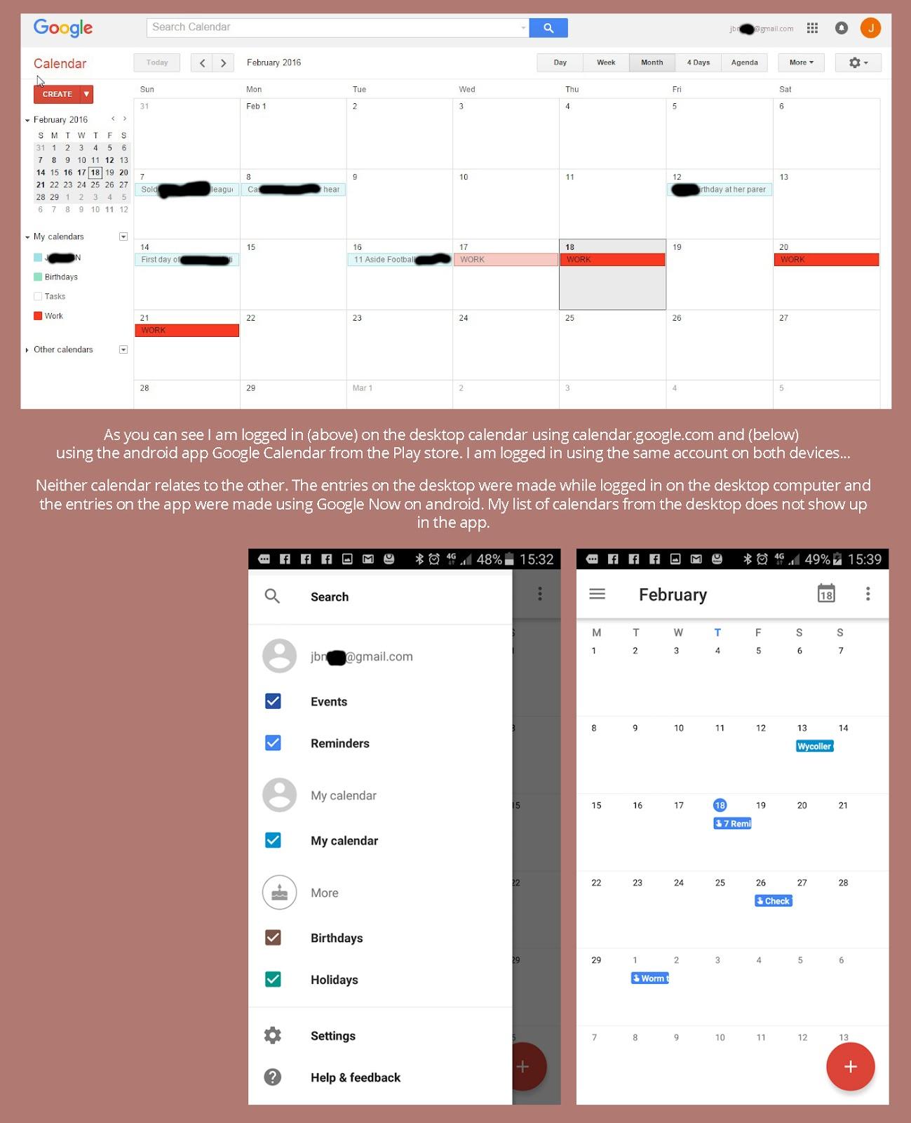 CALENDAR GOOGLE DESKTOP - How to use Google Calendar on