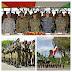 Ejército realizó Parada Militar en honor al Ministro de Defensa