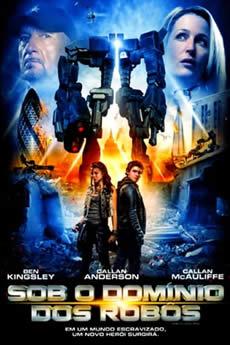 Baixar Filme Sob o Domínio dos Robôs (2015) Dublado Torrent Grátis