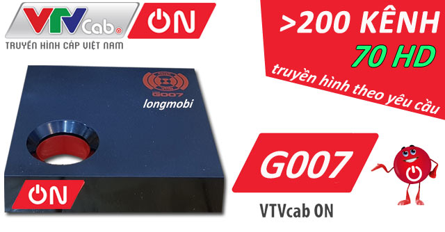 tv box vtvcab on g007