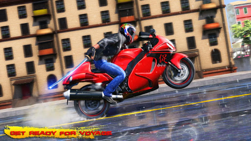 Road Revenge - Bike Games image